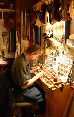 full-service repair shop